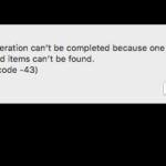 Fix: Mac Error Code 43 Permanently [3 Ways] - 2020 Guide