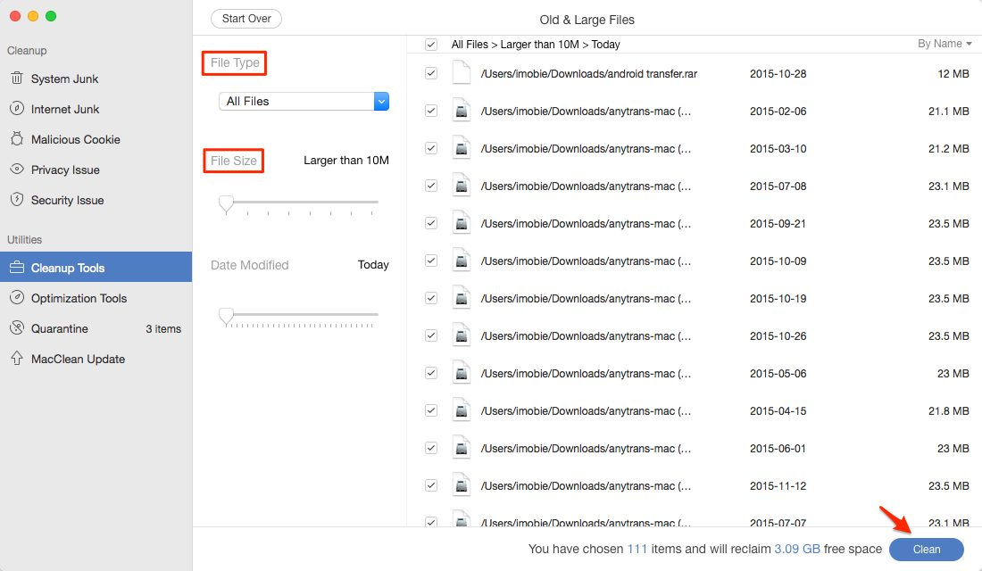 Delete Downloads On Mac
