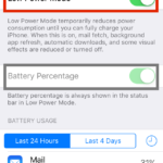 iPhone Yellow Battery Bar Explained [Easy Fix] - 2020 Guide